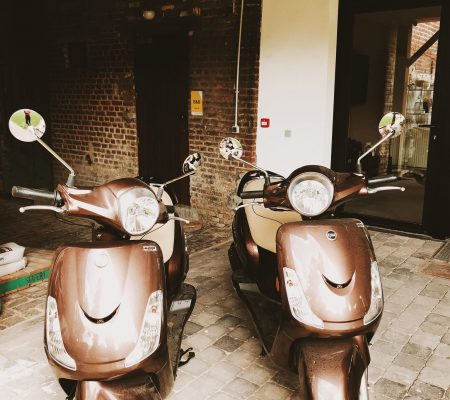 foto scooters